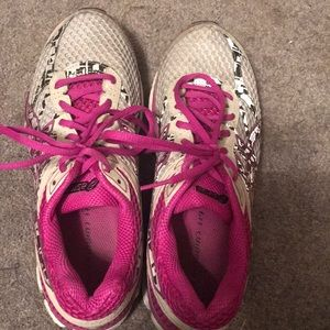ASICS gym shoes